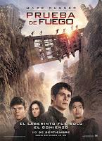 Maze Runner 2: Prueba de Fuego / El Corredor del Laberinto 2: Las Pruebas