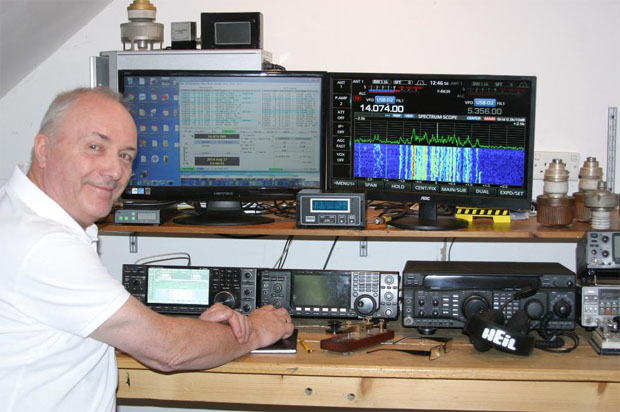 EI7GL    A diary of amateur radio activity
