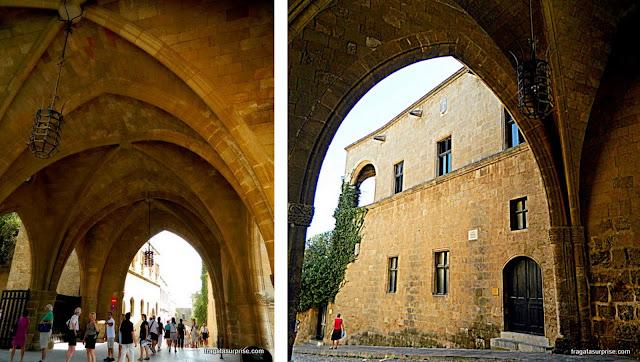 Palácio dos Cruzados - Rodes - Grécia