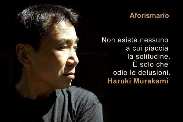 Aforismario Aforismi Frasi E Citazioni Di Haruki Murakami