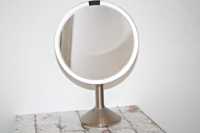Simple Human Sensor Mirror Pro Front