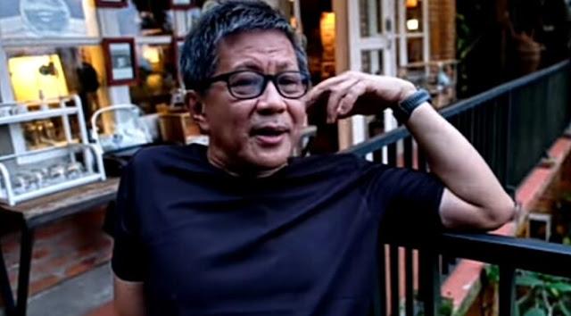 Rocky Gerung: Dari Awal Habib Rizieq Memang Ditarget, Satu Paket dengan Munarman dan FPI