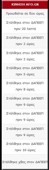 ΟΡΓΑΝΩΣΗ