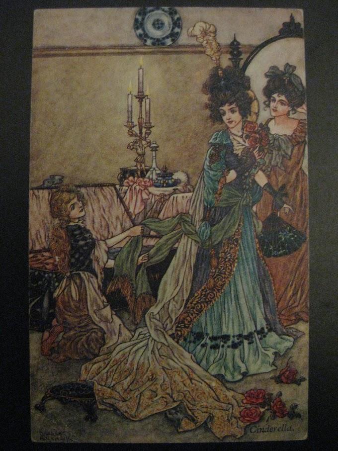 Truyện cổ Grimm: Cô bé lọ lem
