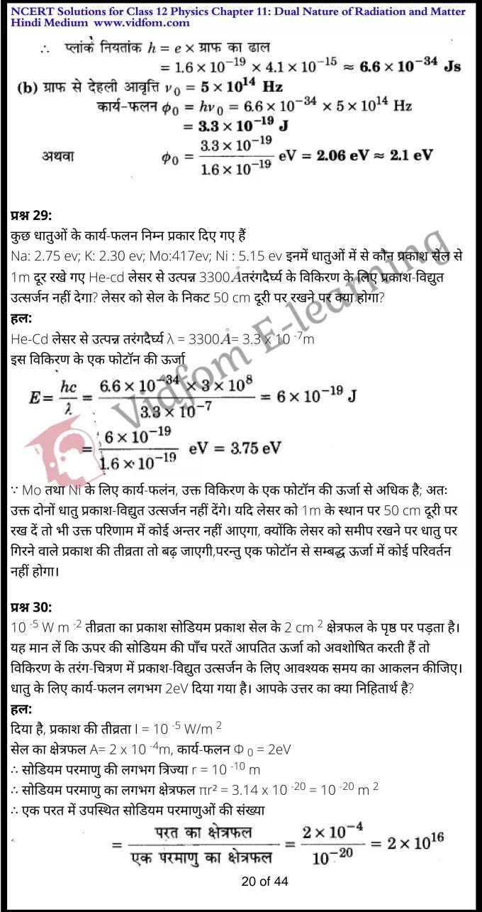 class 12 physics chapter 11 light hindi medium 20