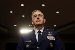 Jenderal Nuklir AS Tolak Perintah Trump untuk Menyerang jika Ilegal