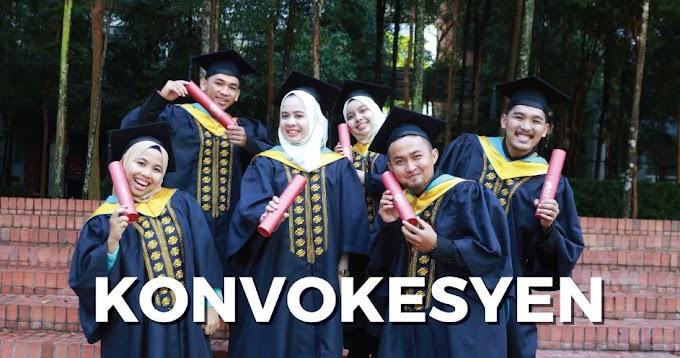 Tarikh Konvokesyen Universiti 2019 Bagi Seluruh Malaysia