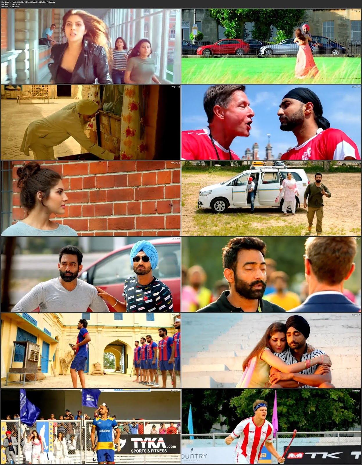 Khido Khundi 2018 Full 300MB Movie HDRip 480p