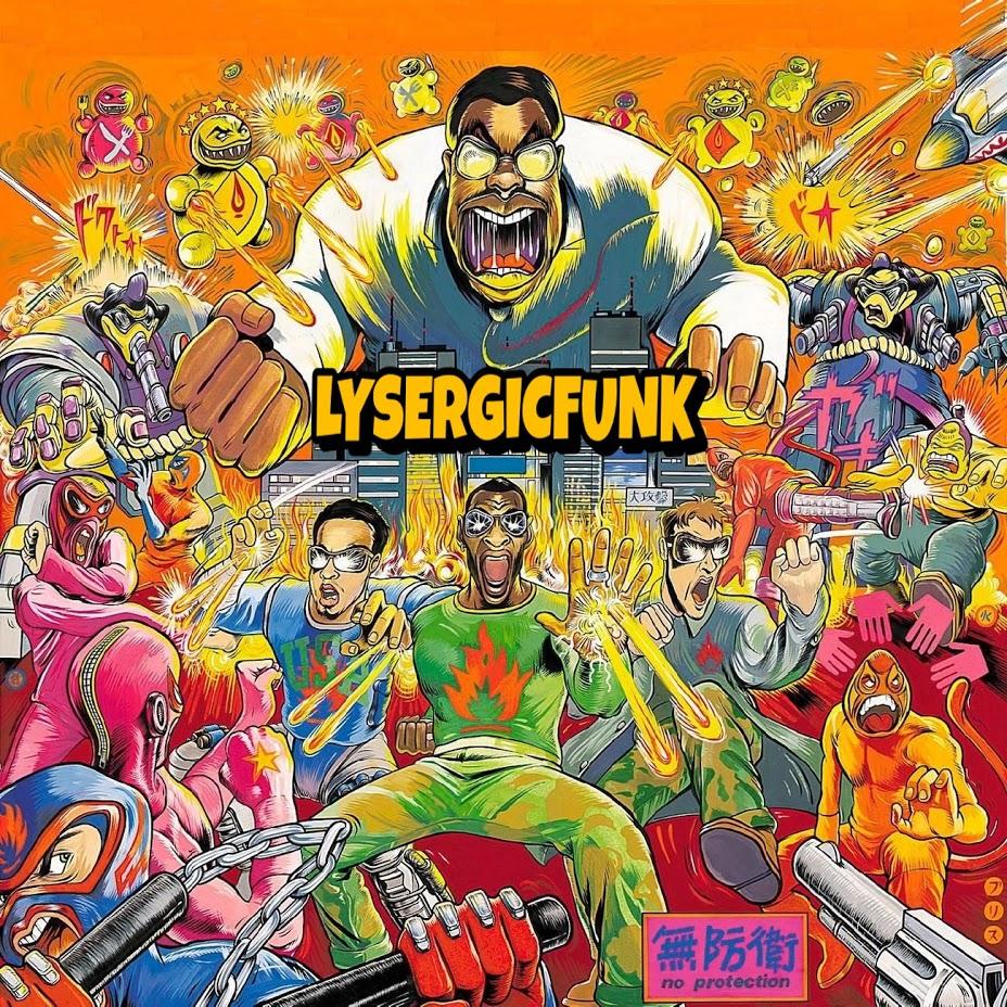 LYSERGICFUNK