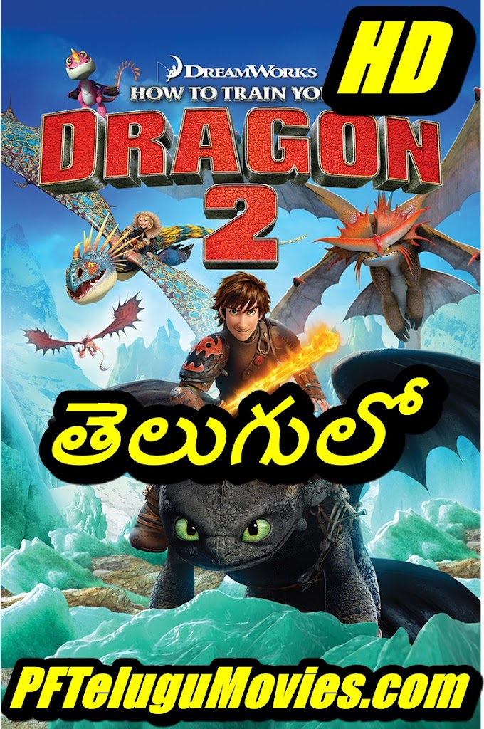 How To Train Your Dragon 2 2014 720p Brrip X 264 Dual