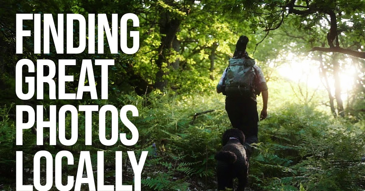 Your Best Photos are closer than you think (feat. Simon Baxter)
