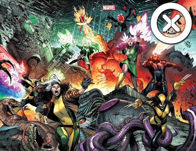 Marvel lanza el trailer del cómic 'X-Men #1'