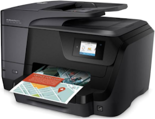 Impresora HP Officejet Pro 8718 para Windows y Mac