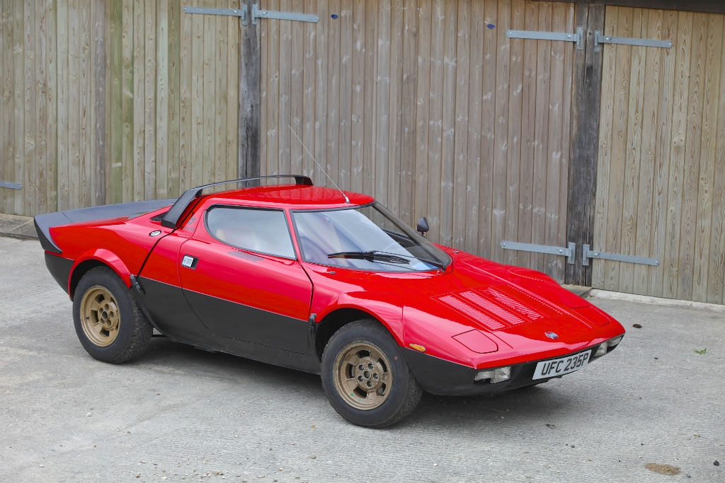 1976 lancia stratos hf stradale for sale in uk