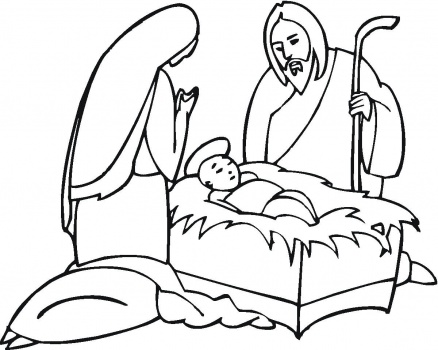 baby jesus coloring pages printable - 2011 11 13 free christian wallpapers