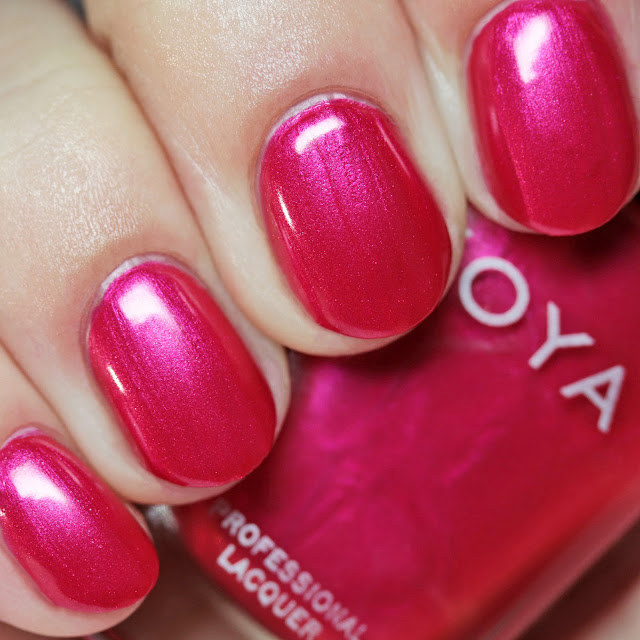 Zoya Nail Polish ZP1019 Rosa