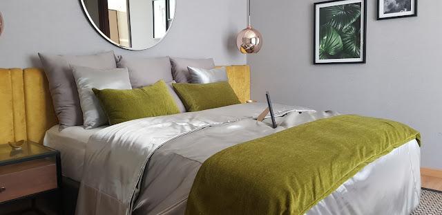 master bedroom rumah bsd