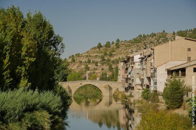 Valderrobres turismo Matarraña que hacer ruta y que ver