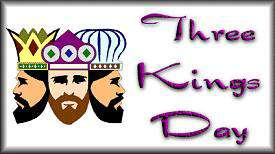Three Kings Day Wishes Beautiful Image