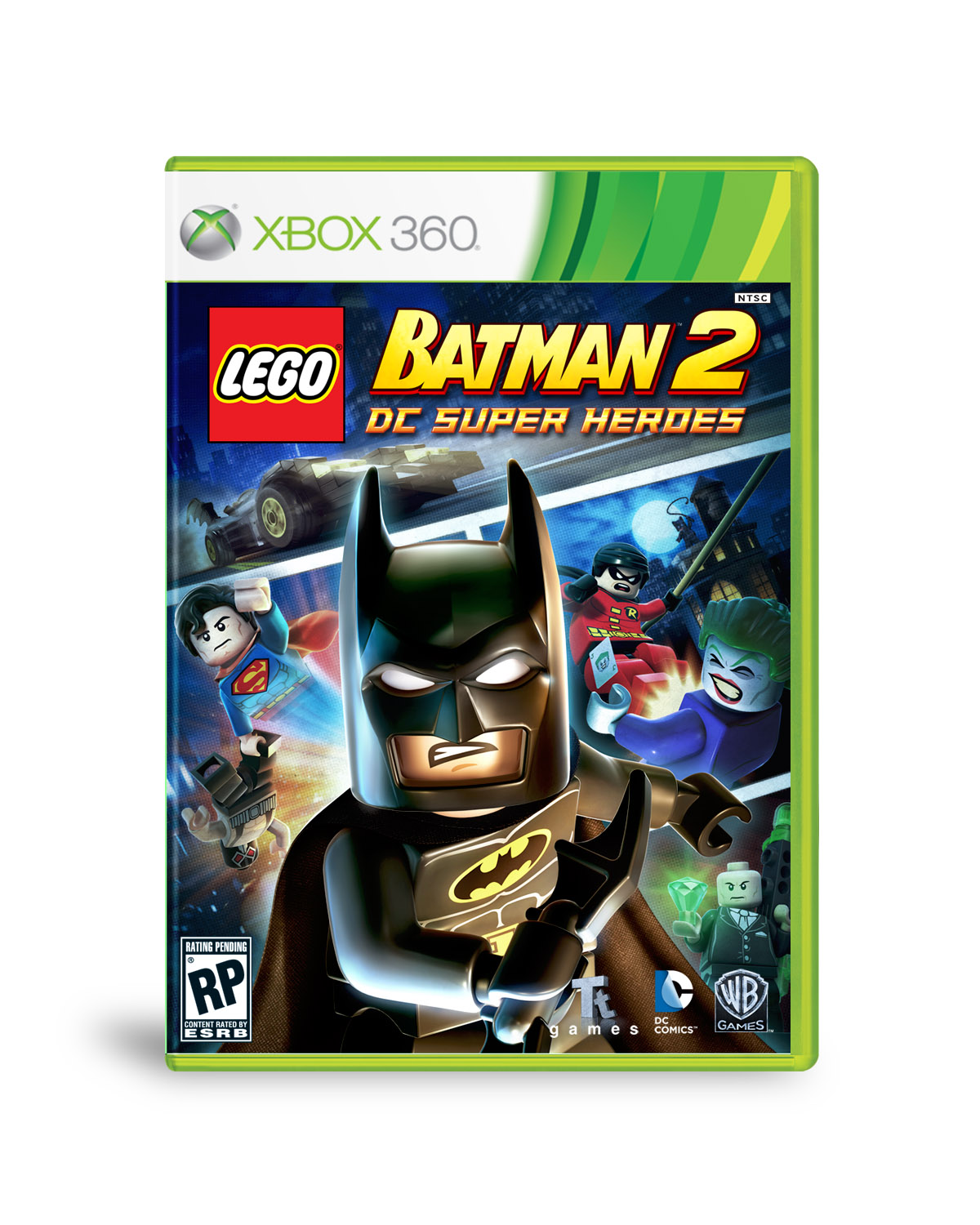Brick Boyz: lego bat man 2 the video game