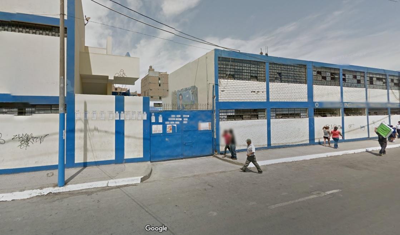Colegio PEDRO E. PAULET - Huacho
