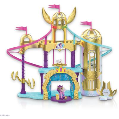 My little Pony - A New Generation Royal Castle Slide