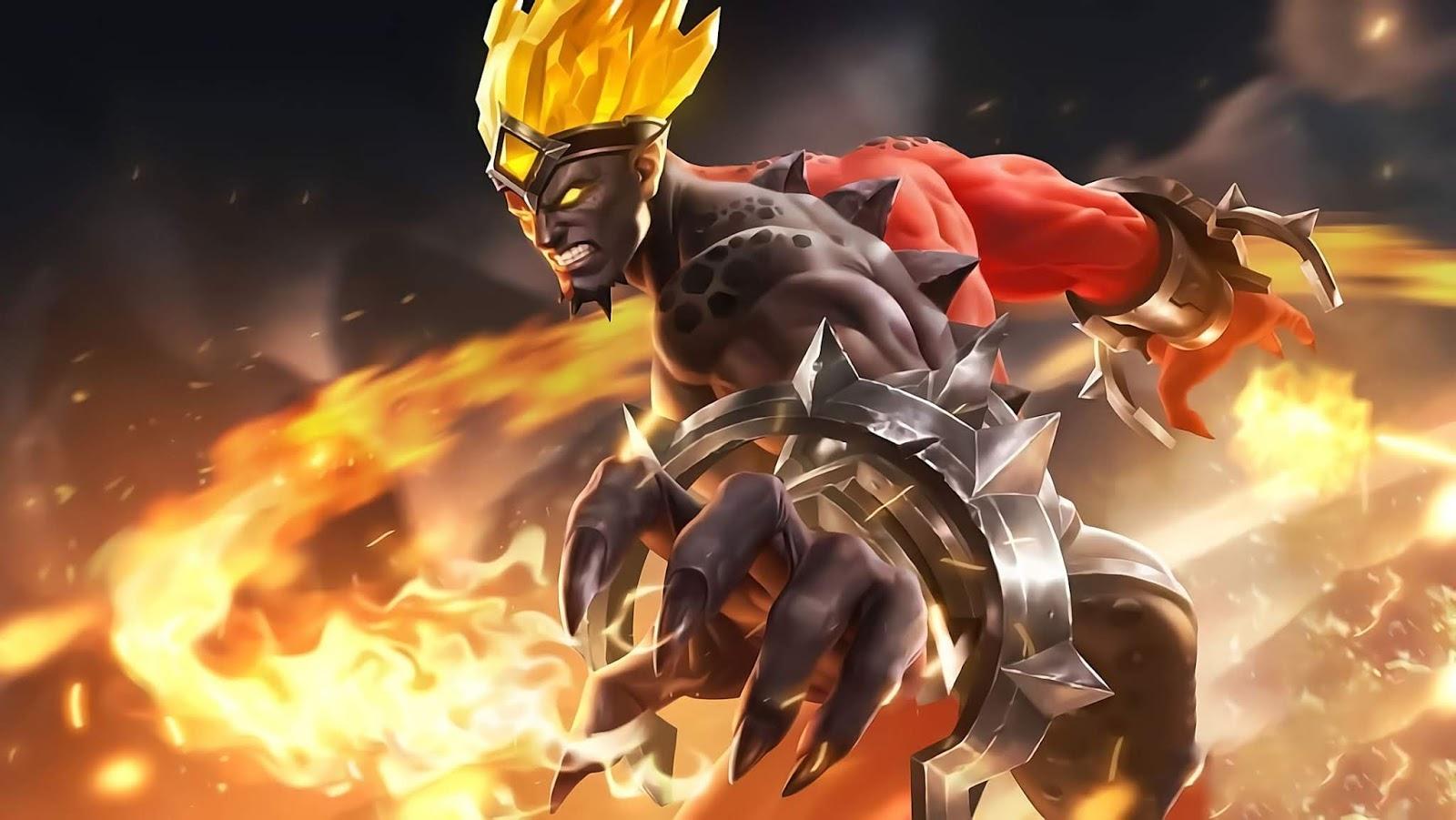 Wallpaper Gord Professor of Hell Skin Mobile Legends HD for PC
