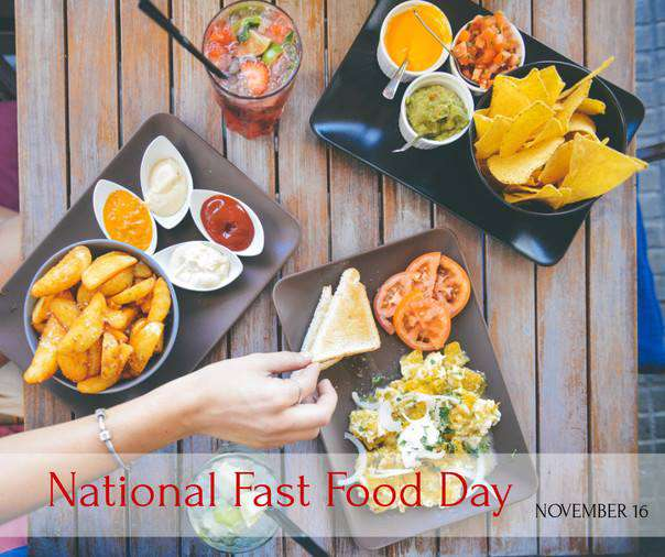 National Fast Food Day Wishes Pics