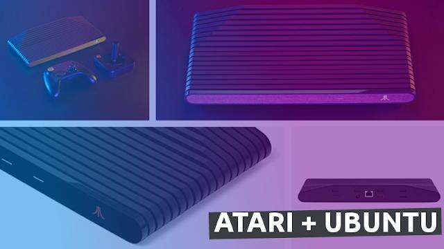 Atari + Ubuntu