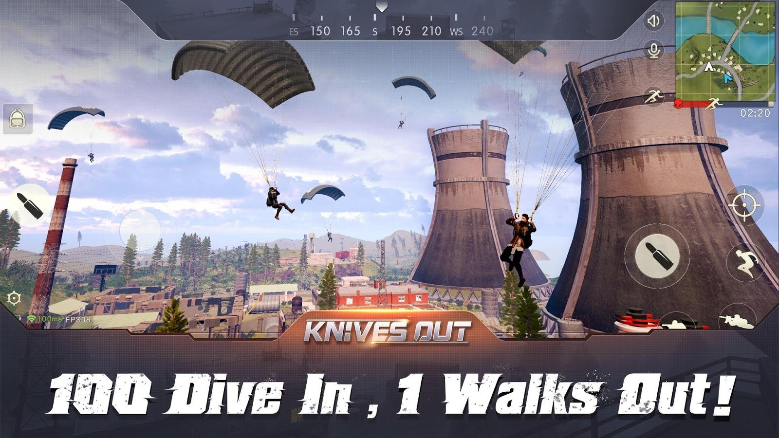 knives out apk and obb