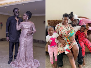 Actress Mercy Johnson And Hubby, Prince Odi Okojie Celebrate 9th Wedding Anniversary