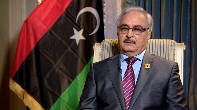 Χαφτάρ-Ρωσία: Η πολιτική διευθέτηση είναι η μόνη λύση για τη Λιβύη