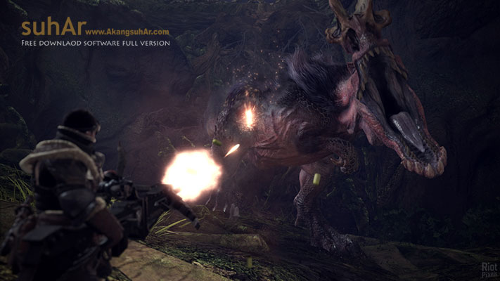 Free Download Monster Hunter World Full Version