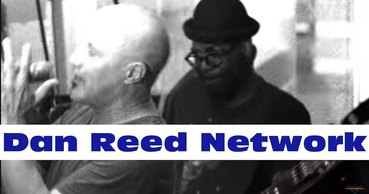 Dan Reed Network Tour Dates