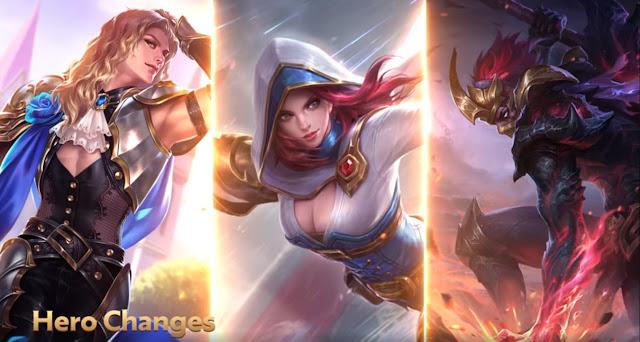 Season 16 Mobile Legends Bangkitnya Era Meta Assasin