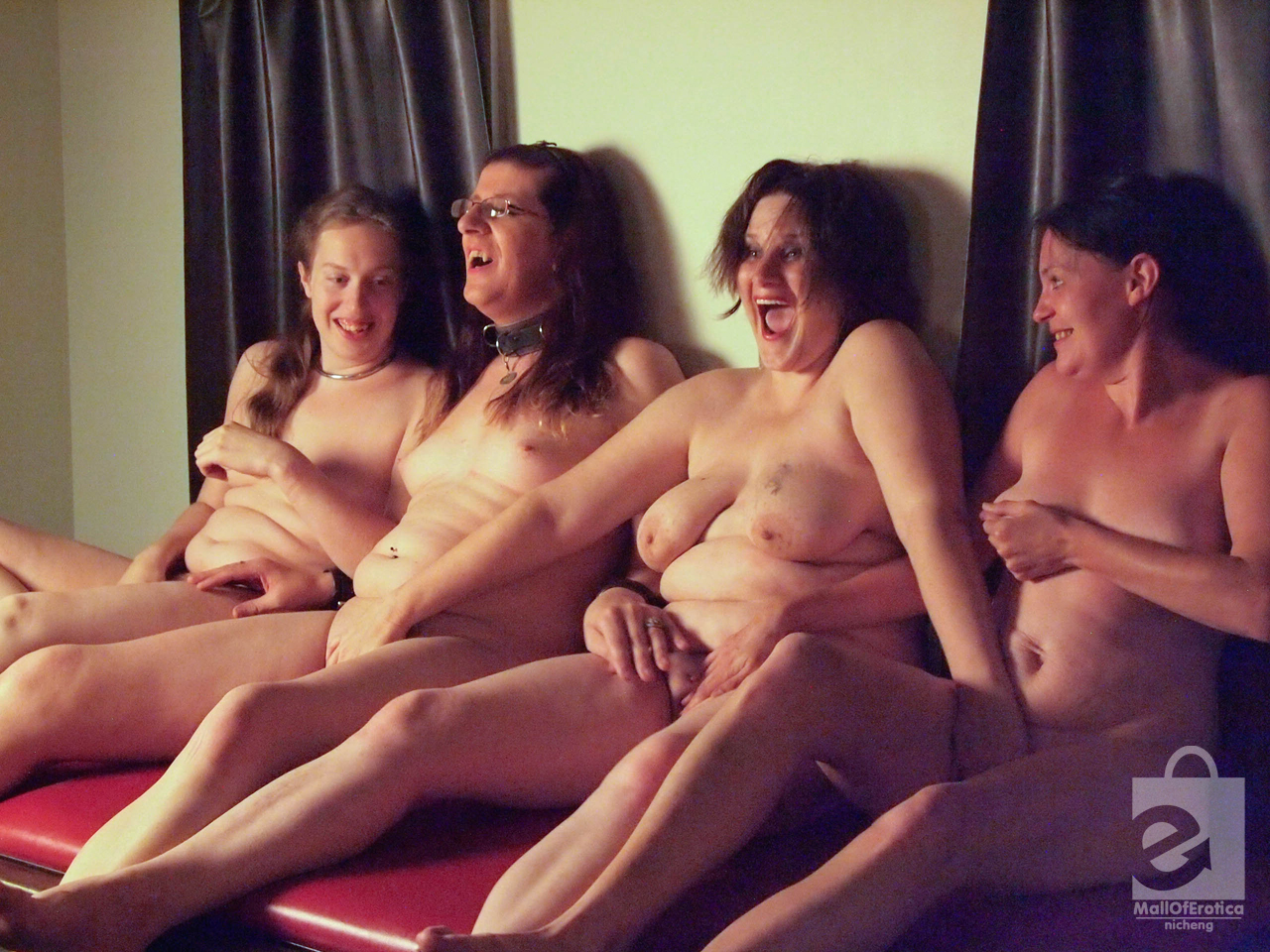 The charmed girls naked