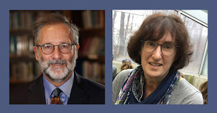 Rabbi Arturo Kalfus and Educator Phyllis Meyers