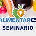 Seminário AlimentarES, em plataforma virtual, acontece nos dias 14,15 e 16 de outubro