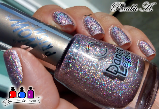 Dance Legend High Hopes, Dance Legend Wow Prism Collection, Esmalte Holográfico, BP-L 029,