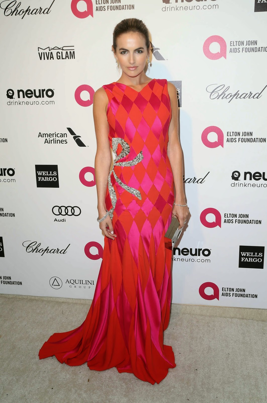 Camilla Belle – 23rd Annual Elton John AIDS Foundation Academy Awards Viewing Party in LA