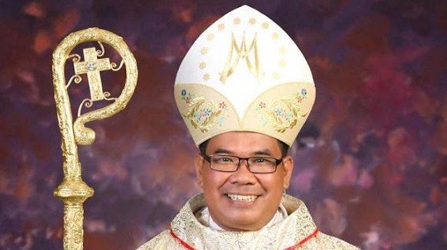 Uskup Agung dan Sejumlah Pastor di Keuskupan Agung Medan Positif Corona