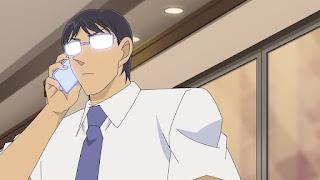 名探偵コナン アニメ 1015話 張り込み 宮崎聡 | Detective Conan Episode 1015