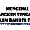 Rarangken Tengah ar dan al Dalam Bahasa Sunda Beserta Contohnya
