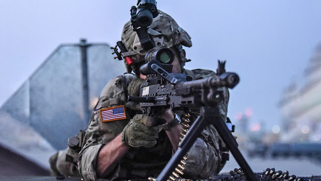 El Ejército de EE.UU. espera disponer de 'supersoldados' con extraordinarias capacidades en 2050