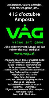 VAG Video Art Game