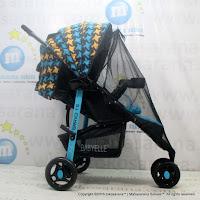 BabyElle BS-S503 Bravo Travel System Lightweight Baby Stroller