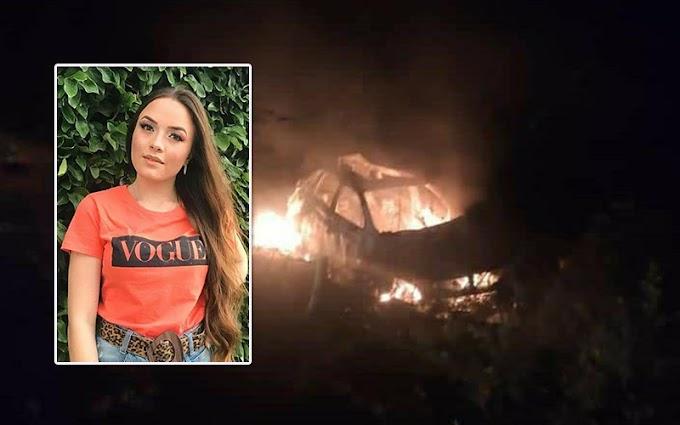 Mais detalhes sobre o acidente que levou a morte da jovem santa-luziense Islaynne Rodrigues