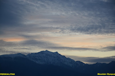 mountain Olympus