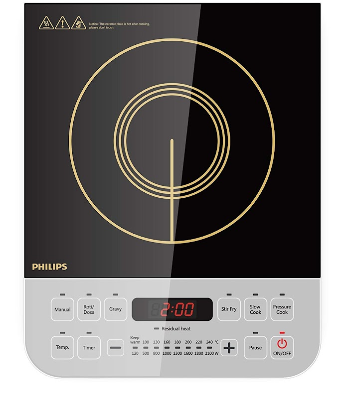 Selling On Amazon Live Philips Viva Collection  Induction Cooktop