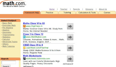 Math+com